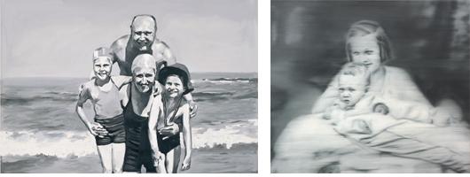 A.A. Deineka - Bathers 1955